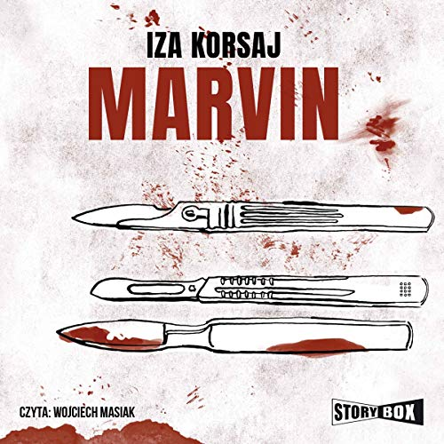 Marvin audiobook cover art