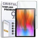 REY Protector de Pantalla para Tablet CHUWI Hi9 Air 10.1', Cristal Vidrio Templado Premium