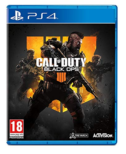 Call of Duty Black Ops IIII + Calling Card - [Esclusiva...