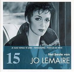 Het Beste Van Jo Lemaire