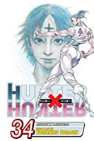 Hunter x Hunter, Vol. 34 (34)