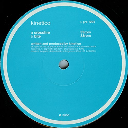 Kinetico - Crossfire - Ground Groove - gro 1204