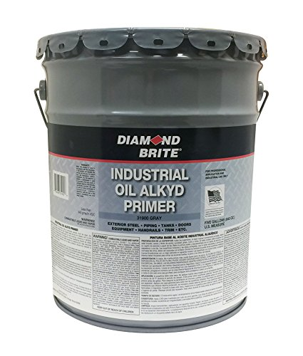 Diamond Brite Paint 31900 5-Gallon Oil Base Primer,...