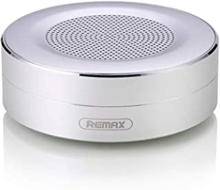 REMAX Portable Wireless Bluetooth Speaker TF Player HD Sound Data Transport Call Function Circular Speaker with Mic for Phone/PC
