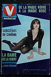 V Magazine 65 a Printemps * 1965 * E MACIAS Le Goff Gigi Forest Greuling Pichard Aldebert Bellus Caillé Fortuné Gus