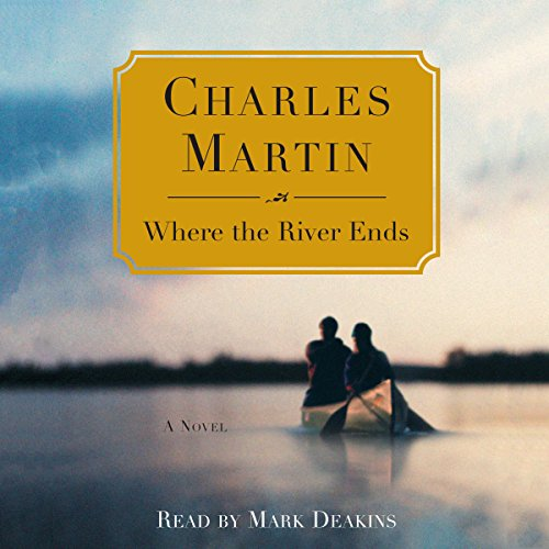 Where the River Ends audiobook cover art