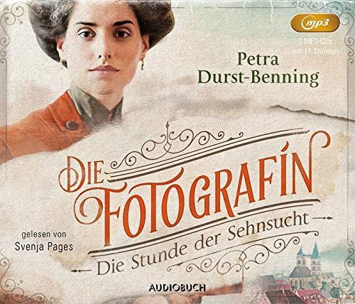 Die Fotografin - Die Stunde der Sehnsucht (Fotografinnen-Saga 4, Lesung auf 2 MP3-CDs)