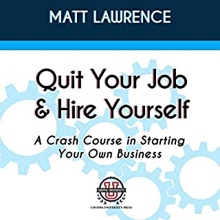 Quit Your Job & Hire Yourself audiobook cover art