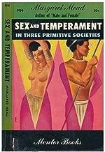 Sex and Temperament in Three Primitive Societies