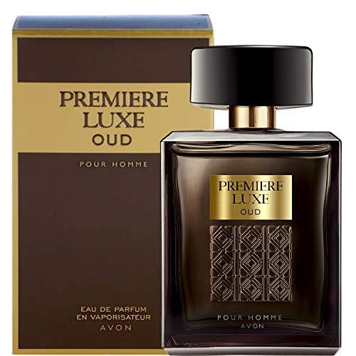 Avon Premiere Luxe Oud Eau De Parfum Para Hombre 75ml