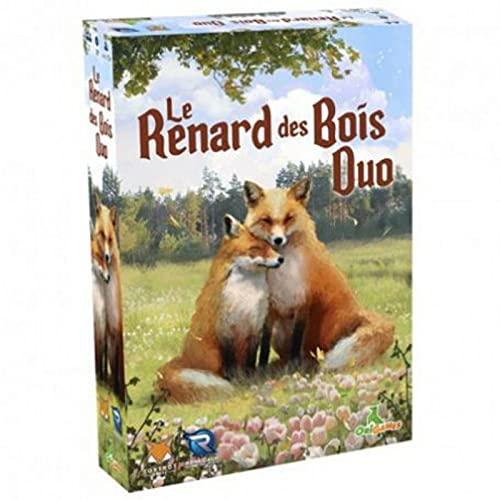 Le Renard Des Bois Duo Jeu de Cartes