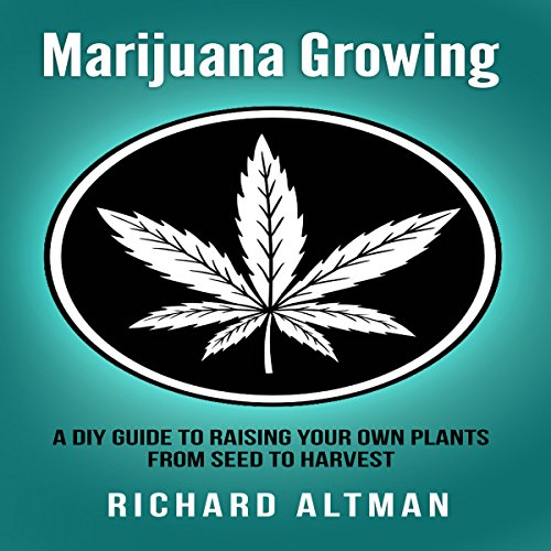 Marijuana Growing cover art