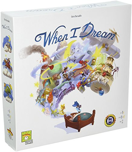 Repos Production ASMWHEEN01 When I Dream, Multicolor