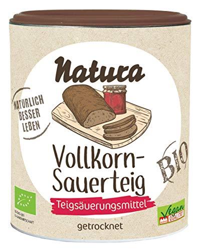 Natura Bio Vollkorn-Sauerteig, 3er Pack (3 x 125 g)
