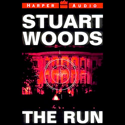 The Run audiobook cover art