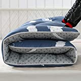 LUCHAO Dormitorio for colchón Plegable Antideslizante Almohadilla del colchón Suelo Dormir de la Estera de Tatami Nube Dormitorio Dormitorio Dormitorio de alfombras (Talla : 90x200cm)