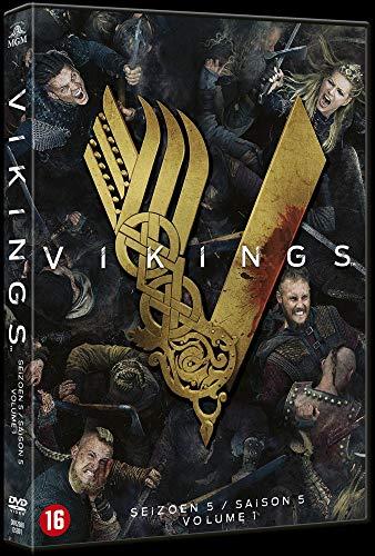 Vikings : Saison 5 Partie 1-avec Version Francaise [DVD]