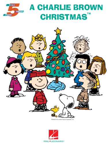 A Charlie Brown Christmas(TM) (Five-Finger Piano) (English Edition)