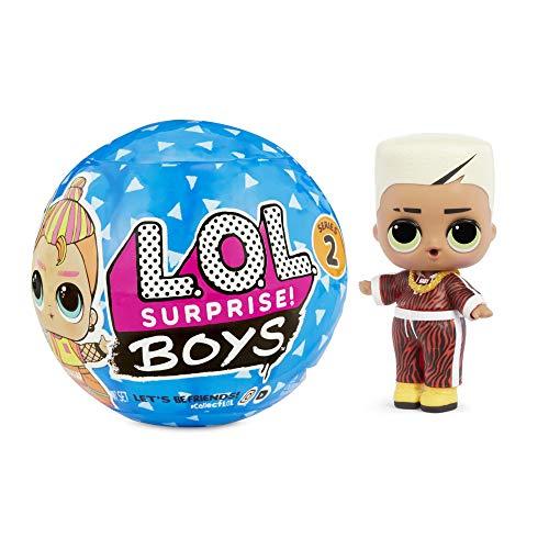 L.O.L Surprise! 564799E7C Muñeco para niños Serie 2 con 7 sorpresas, Multi