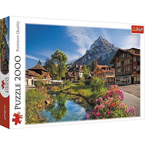 Trefl- Puzzle Estate sulle Alpi, TRF27089