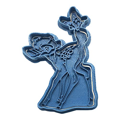 Cuticuter Ausstechform Bambi, PLA