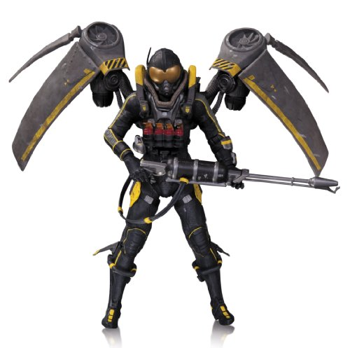 DC Collectibles Batman Arkham Origins Series 2 Firefly Action Figure
