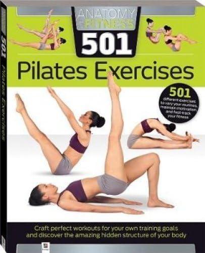 Anatomy of Fitness 501 Pilates Exercises product image