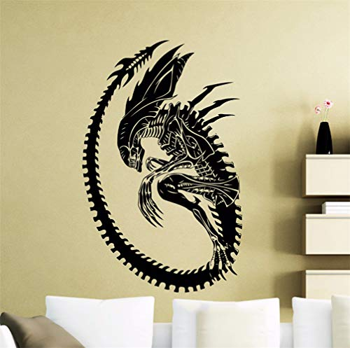Wandtattoo Kinderzimmer Alien 1979 Movie Poster Decal Home Kids Boy Girl Room Interior Decor for boys bedroom living room