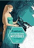 50 coloriages mystères Fantasy