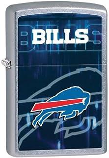 Personalized Zippo Lighter NFL Buffalo Bills - Free Laser Engraving