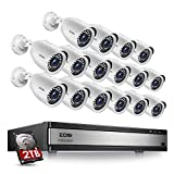 51gpLWx27VL. SL160  - 16 Channel Security Camera System