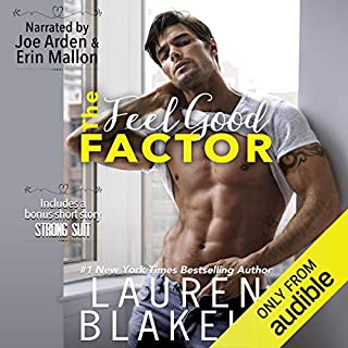 The Feel Good Factor audiobook cover art