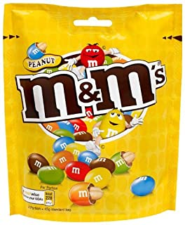 M&M's Peanut Pouch, 185 g - Pack of 11 (B004BKOTKM) | Amazon price tracker / tracking, Amazon price history charts, Amazon price watches, Amazon price drop alerts