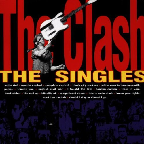 Clash Singles By The Clash (1991-11-04)