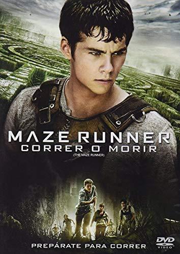 Maze Runner Correr O Morir DVD