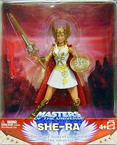 MASTER OF THE UNIVERSE Comic Con Exclusive SHE-RA Princess of Power by Mattel