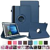 Étui de protection robuste en cuir synthétique pour tablette Archos Core 101 3G-...
