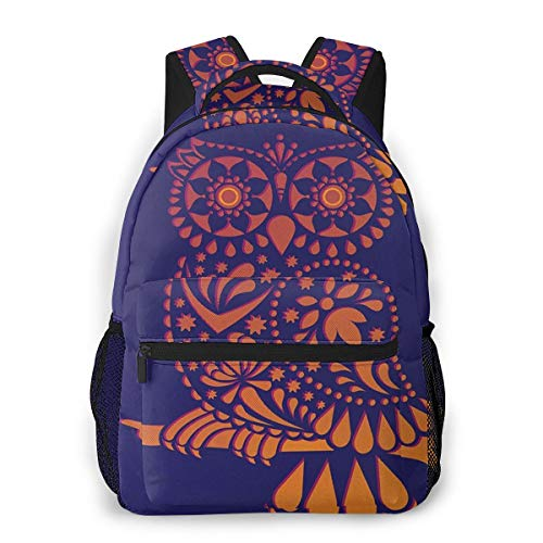 Rucksack Männer und Damen, Laptop Rucksäcke für 14 Zoll Notebook, Indie 730 Kinderrucksack Schulrucksack Daypack für Herren Frauen