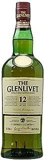 The Glenlivet 12 Year Old Scotch Whisky Bottle, 700ml