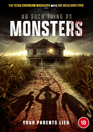 No Such Thing As Monsters [DVD] ...