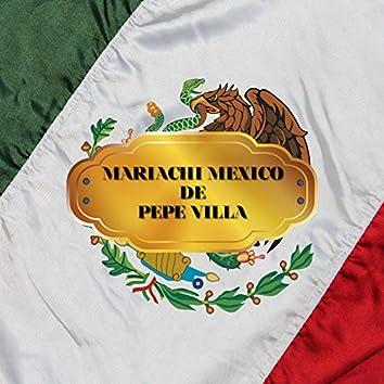 Instrumental Mariachi Mexico de Pepe Villa