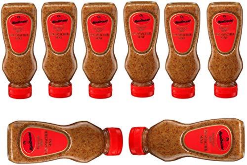 Händlmaier Süßer Hausmachersenf 8 x 225ml in der Squeezeflasche