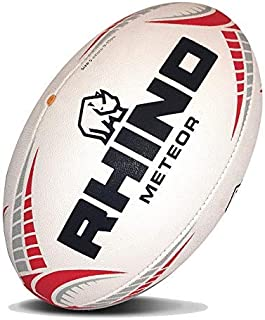 Rhino Rugby Meteor Match Rugby Ball - Size 4