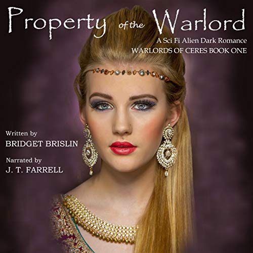 Property of the Warlord: A Sci Fi Alien Dark Romance  By  cover art