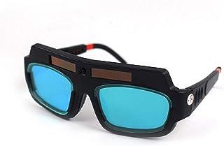 LAIABOR Gafas de Soldar de Oscurecimiento Automático, Solar-para protección de Soldadura TIG MIG