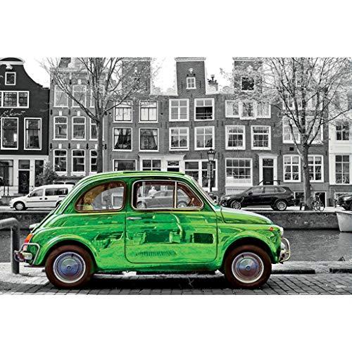 Puzzels 1000 Stuks, 1000/1500/2000/3000/4000/5000 Stukjes, Nederlandse Auto, Houten Puzzel Voor Volwassenen En Kinderen, Familie Spel Decoratie, Speelgoed Cadeau -P4.27 (Size : 4000 pieces)