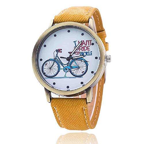 DSNGZ Armbanduhr Clock Luxury Fashion Canvas Damenrad Analoguhr Armbanduhren hochwertige Casual Electronics Armbanduhren Damenuhren