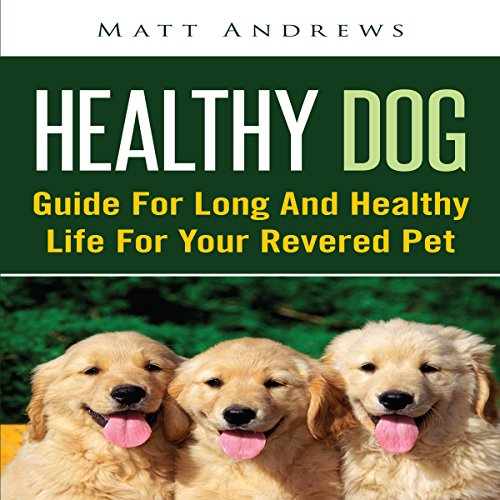 Healthy Dog cover art