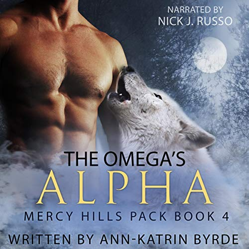 The Omega's Alpha audiobook cover art