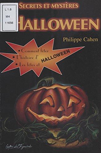 Secrets et mystères d'Halloween (Oracle) (French Edition)